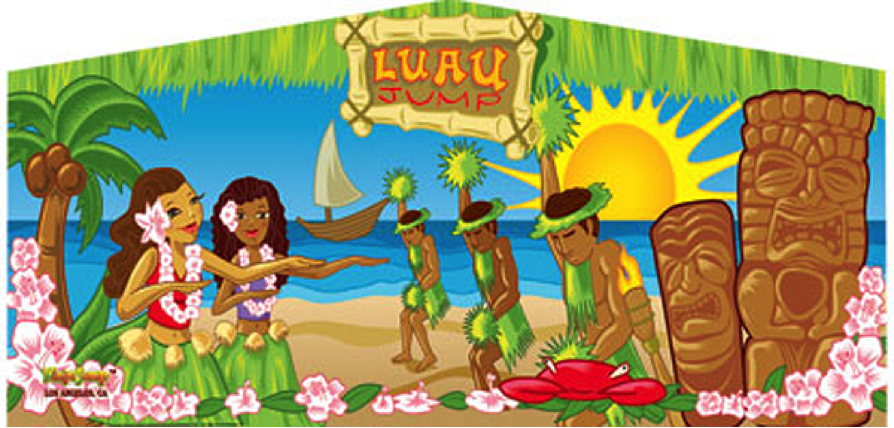 2018 Annual Luau At The Pool Clubhouse